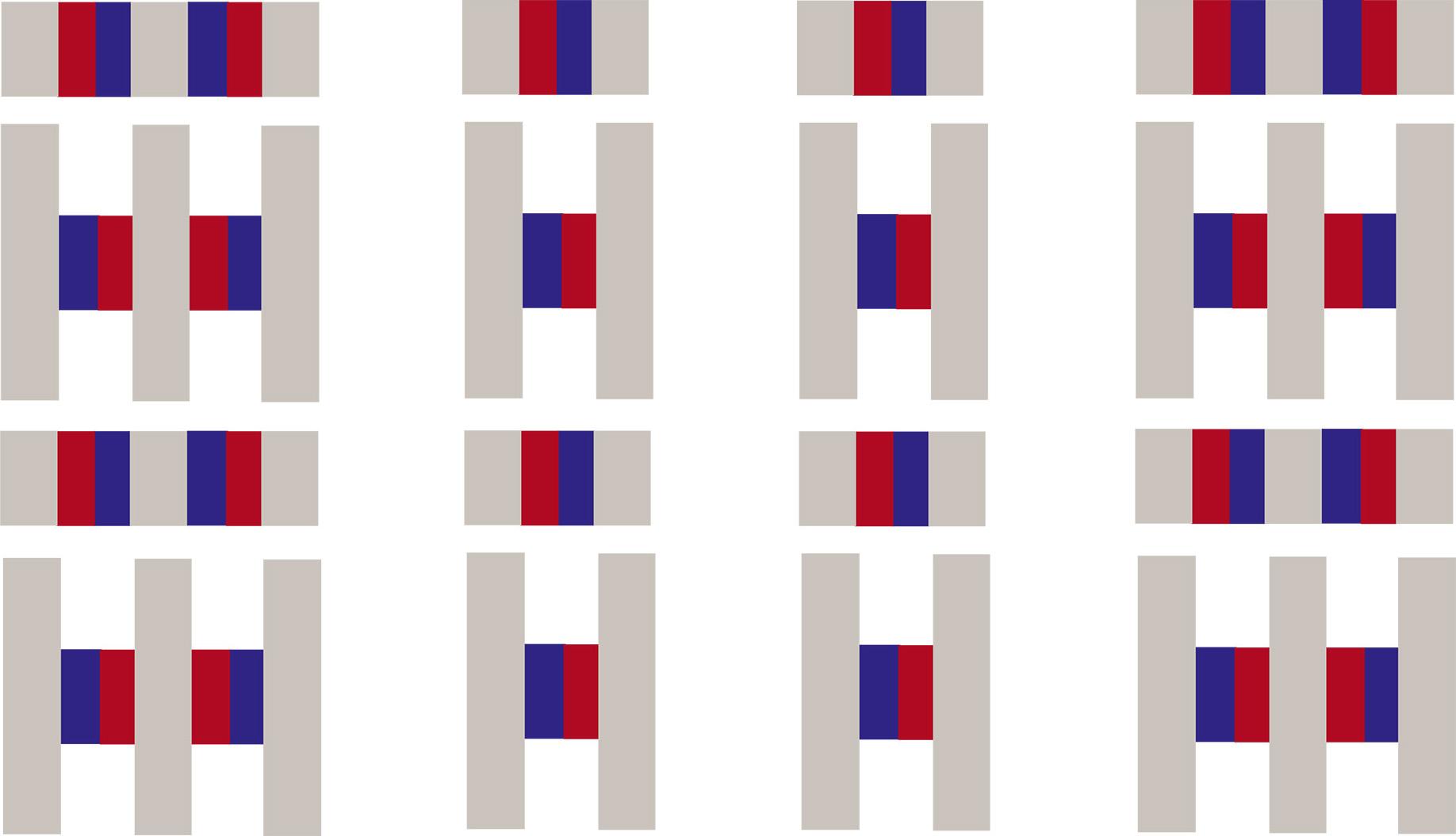 schéma fragmentů ve spoji MAGNETIN