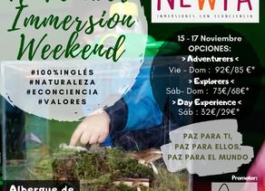 Próximo IW: November!