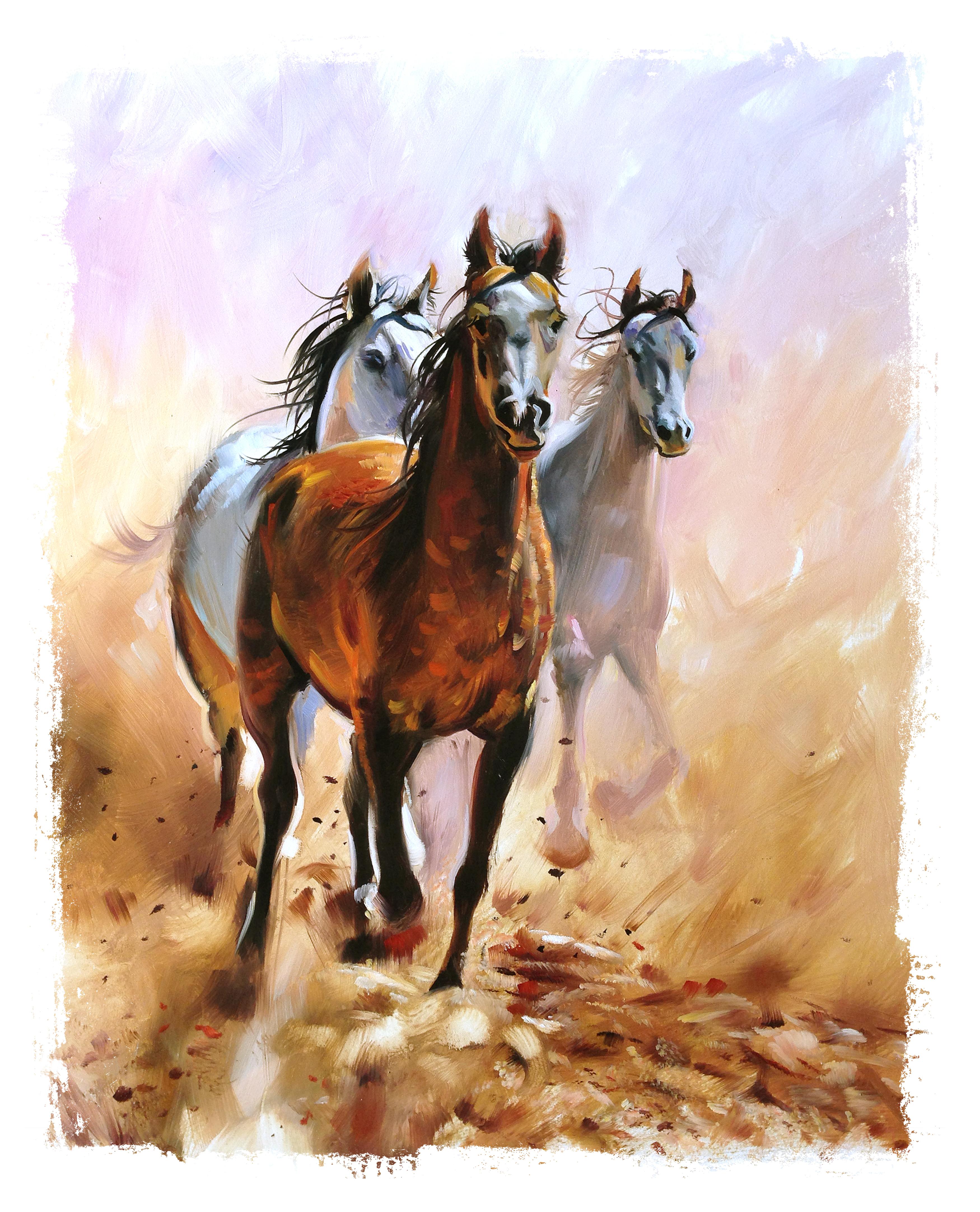 27-Horses