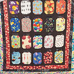 Colorful Quilt