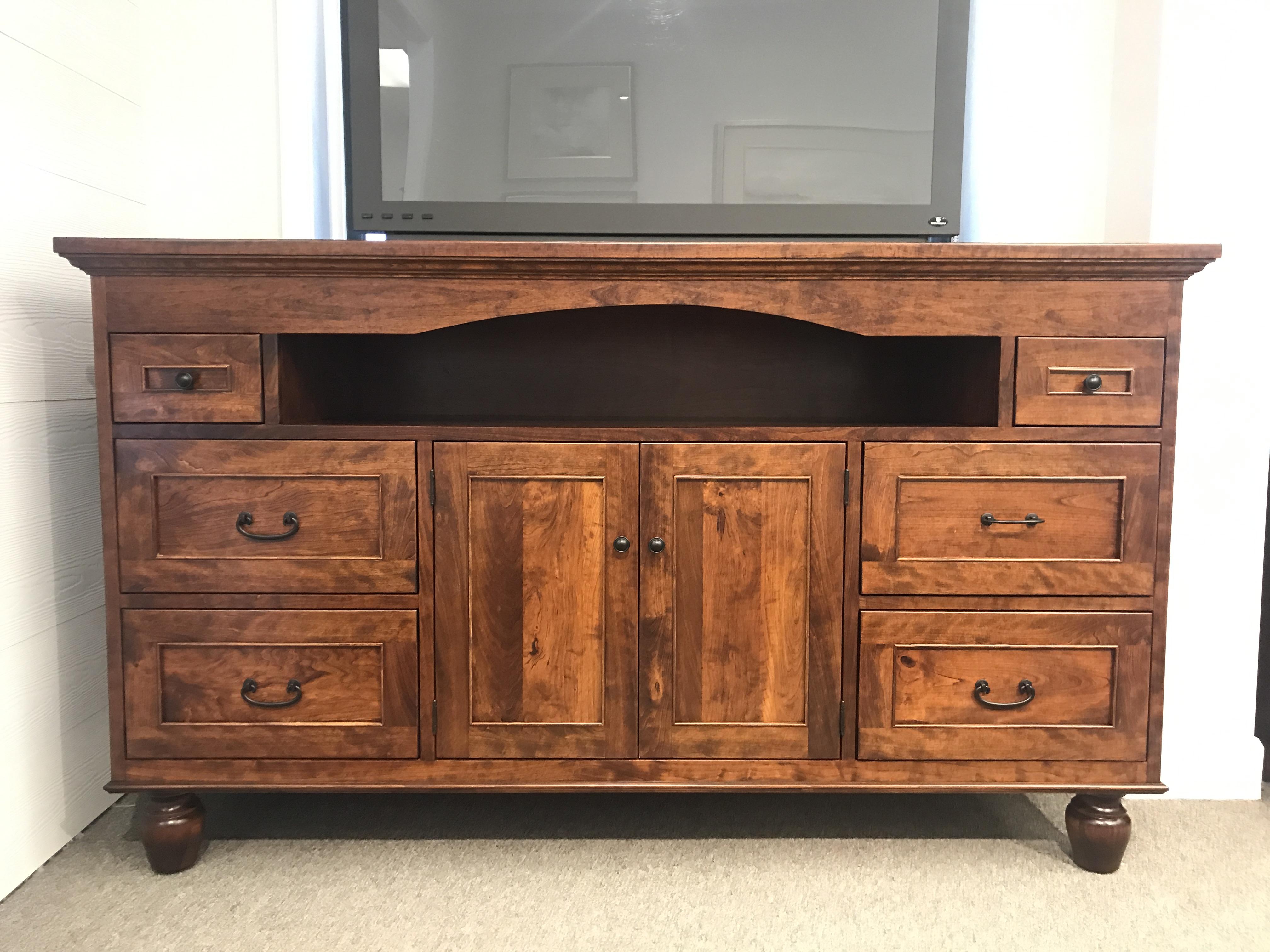 Timberlake TV Cabinet
