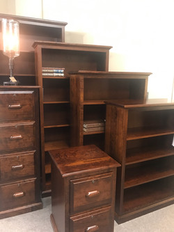 Adjustable Shelf Bookcase