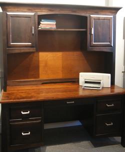 Englehart Double Pedestal Desk