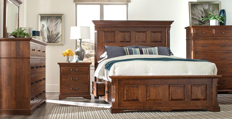 Longmeadow Bedroom