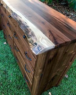 Pioneer Dresser