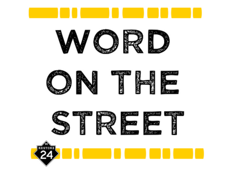 Word On The Street - Project Update 9.16.20