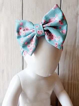 Cherry Blossom Head Wrap