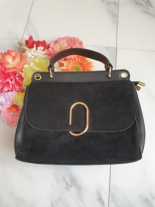 Black Satchel