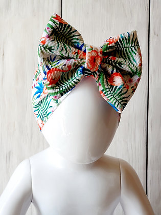 Flamingos Head Wrap