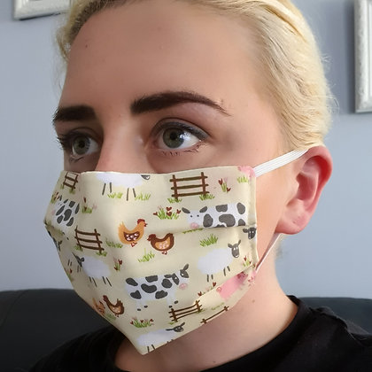 Farmyard Cream Face Mask