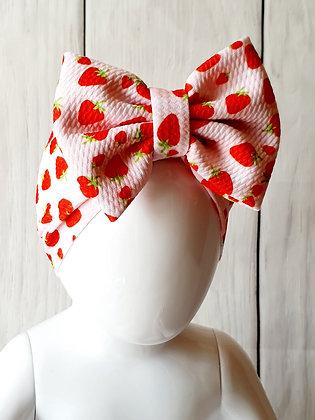 Strawberries Head Wrap