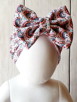 Rainbow Head Wrap