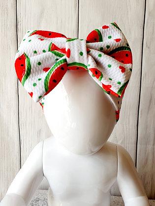 Watermelon Head Wrap