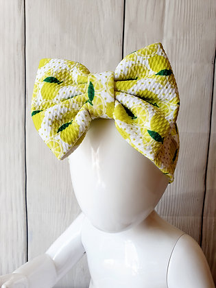 Citrus Head Wrap