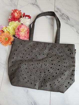 Large Shopper Grey
