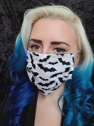 Bats Face Mask