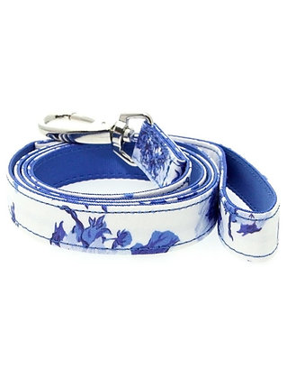 Blue Floral Bouquet Lead