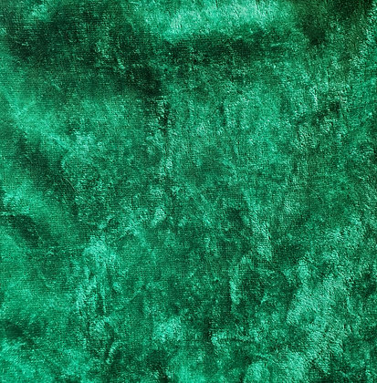 Green Velvet Picc Line Cover
