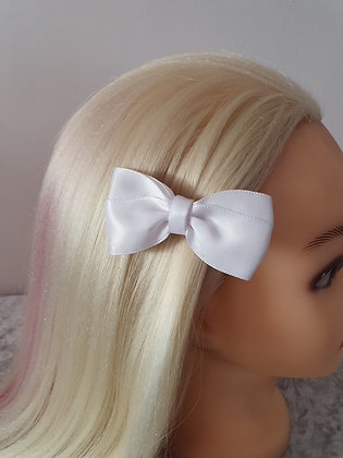 Ivory Hair Bow