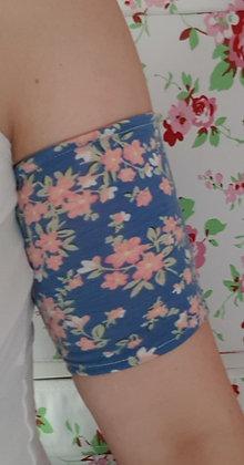 Peach Bloom - Picc Line Cover