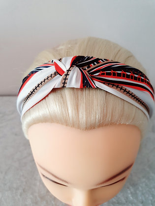 Mixed Stripes Head Band