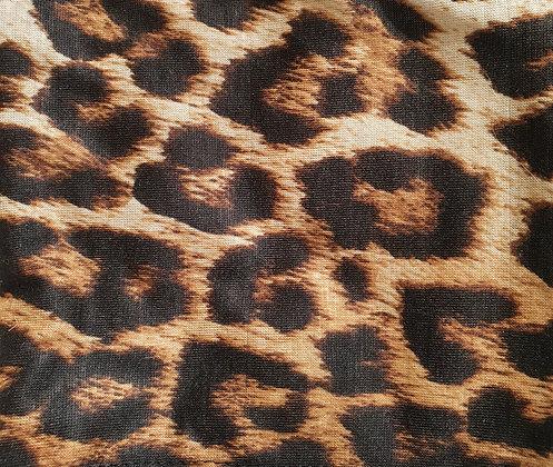Larger Leopard Print Picc Line Cover
