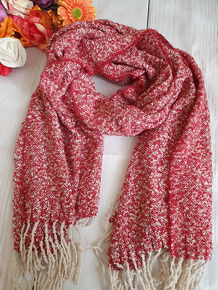 Super Soft Scarf in Red
