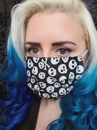 Skulls Face Mask