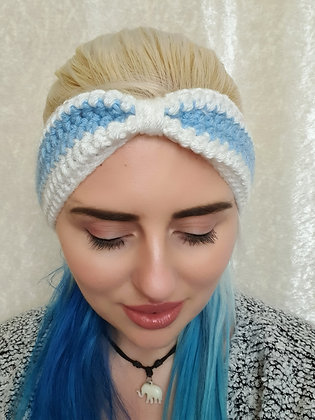 Winter Hand Crochet Ear Warmer