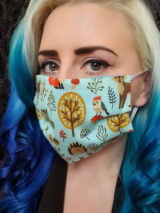 Wildlife Face Mask