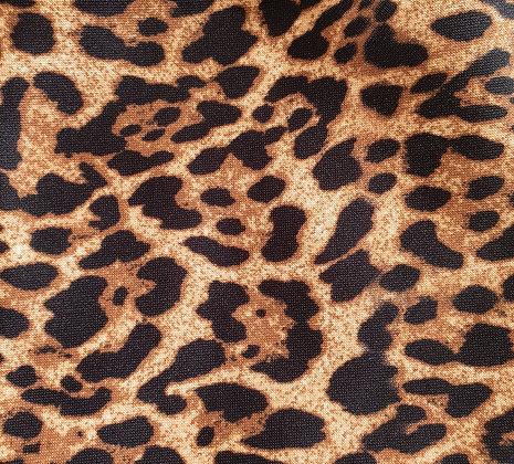 Leopard Print Picc Line Cover