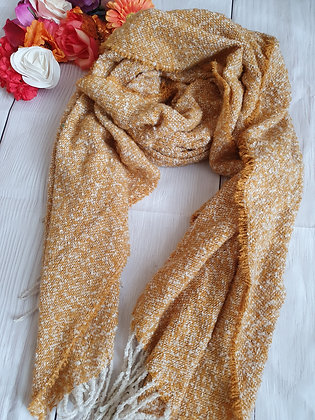 Super Soft Scarf in Gold