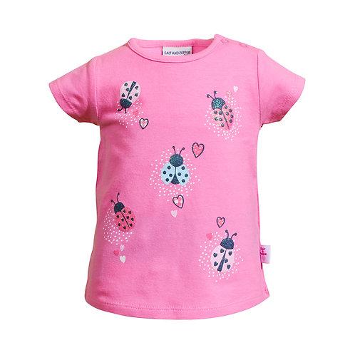 T-Shirt Lucky Uni Glitter