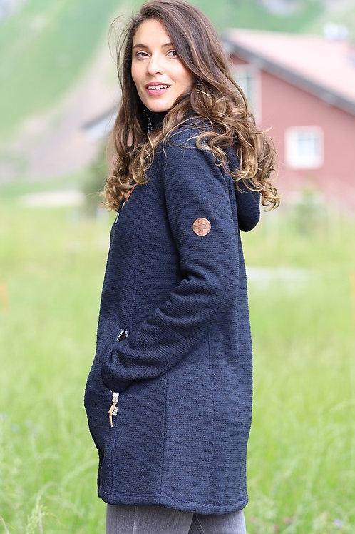 Freya Damen Fleece Mantel