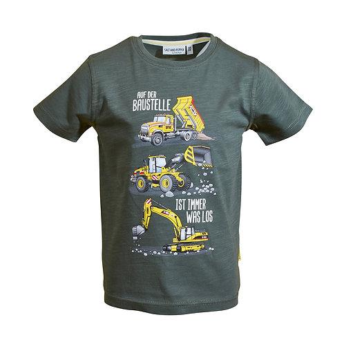 T-Shirt Roadwork uni Baustelle