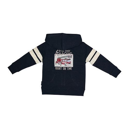 Jacket Fire uni Stick Kap