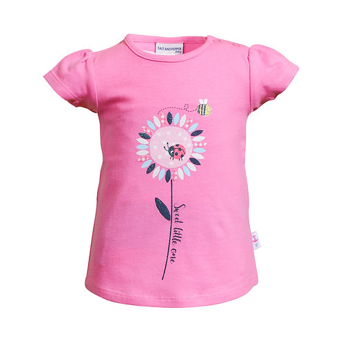 T-Shirt Lucky Uni Foam Glitter