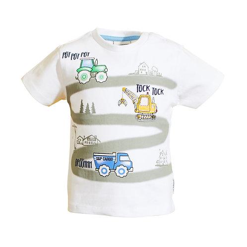 T-Shirt Adventure uni Fahrzeug