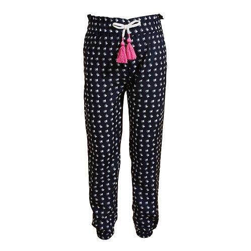 Trousers Girls Viscose Herz