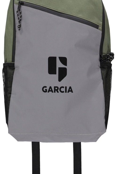 Rückentasche mit reflektierenden Details