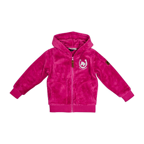 Jacket Royal uni Fleece Kapuze