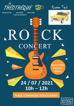 concert 24 juin cover taxi