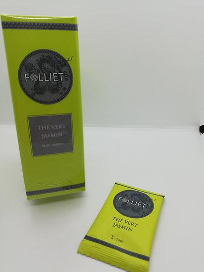 Thé Vert Jasmin - boîte 24 sachets -