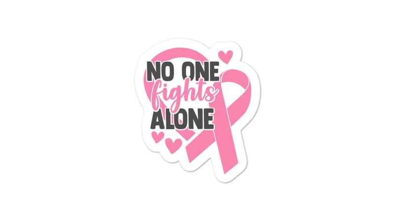 Awareness Sticker