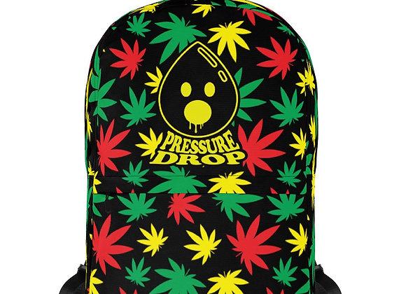 Pressure Drop Rasta Backpack