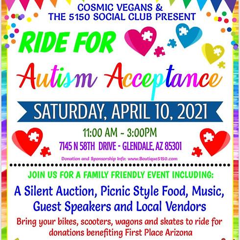 Ride for Autism Acceptance