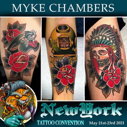 Myke Chambers