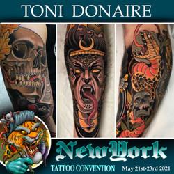 Toni Donaire