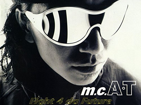 『【音楽無知時代】m.c.A・T/Fight 4 da Future』