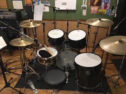 皆様絶賛のドラムセット